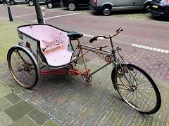 Vergane glorie - Noordwal Den Haag