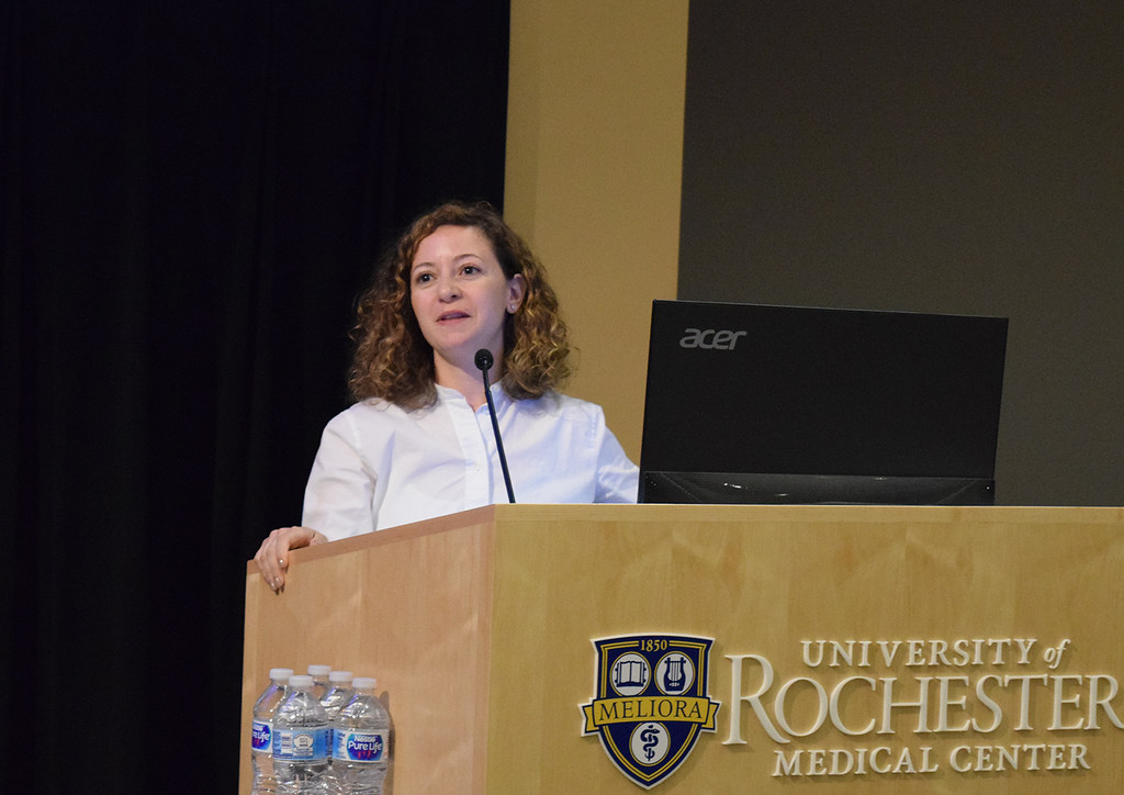 Residents, graduate students, and fellows presented at the annual Pathology Research Day at URMC on Monday, June 10, 2019.