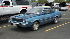 """1980 Plymouth Arrow """"Fire Arrow"""""""