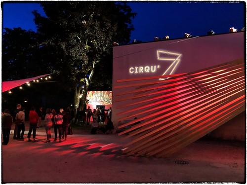 Cirqu'7 Festival, Aarau 2019 (Switzerland)