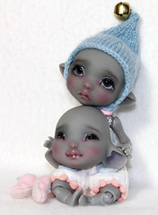 2015 Dust of Dolls LE10 Krot Set:  Ärie and Këte