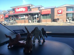 travels with Bigfoot & friends