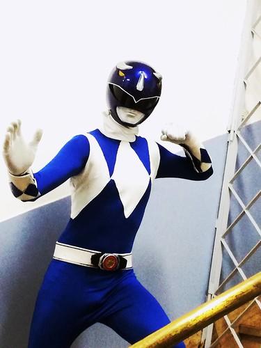 #BlueRanger  #PowerRanger