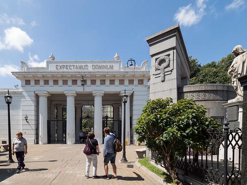 Recoleta Cemetery