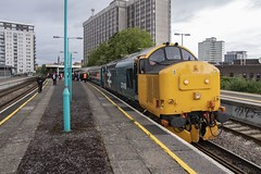 37418 at Cardiff Queen St.