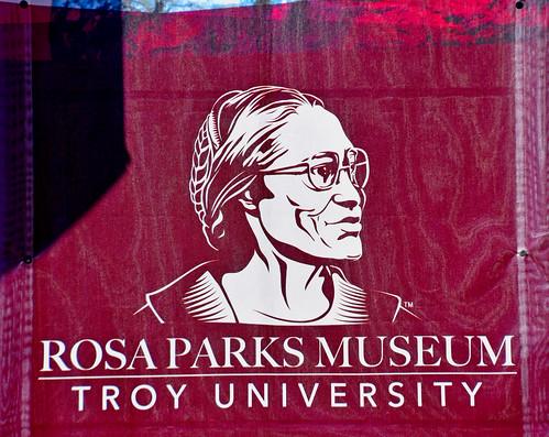 Rosa Parks Museum Troy University Montgomery (AL) April 2019
