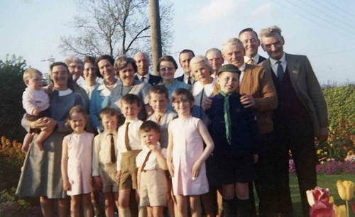 The Maguire Family Thanks to John Maguire Chapelizod  for the Photo