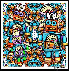 robot rumba