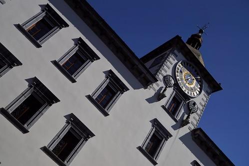 Sion - hôtel de ville