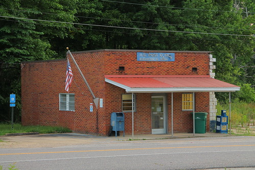 Post Office - Beaverton Alabama