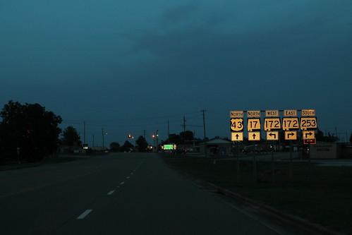 US43 AL17 North at AL172 AL253 - Hackleburg
