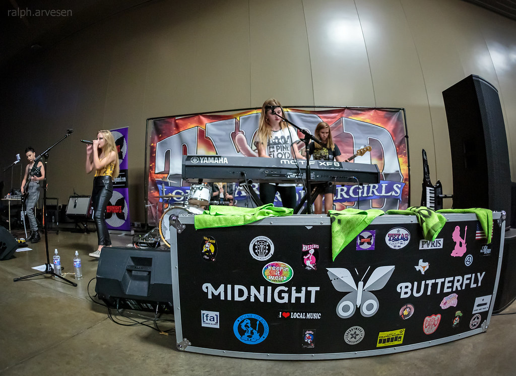 Midnight Butterfly   Texas Review   Ralph Arvesen