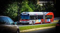 WMATA Metrobus 2018 New Flyer Xcelsior XDE60 #5486
