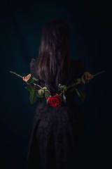 Mélusine petite robe noire 5 - Photo of Le Chambon-Feugerolles