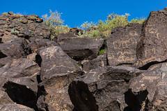 Petroglyph National Monument - Albuquerque, New Mexico