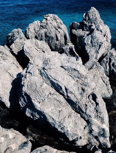 Aegean Sea Rocks
