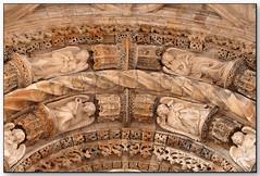 Dentelle de pierre, Cathédrale Sainte-Cécile, Albi (Tarn, France) - Photo of Albi
