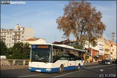 Irisbus Crossway LE - CFT (Corporation Française de Transports) (Vectalia) / CTPM (Compagnie de Transports Perpignan Méditerranée) n°69