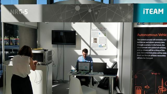 Booth EP1014 - NRG5