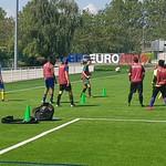Stage 2 - sélection régionale Foot à 11 - Tola Vologe (69) - 25 et 26 mai 2019