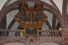 orgue de Vianden (Luxembourg)
