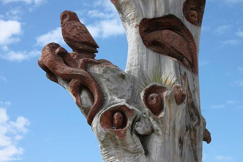 Un arbre chouette