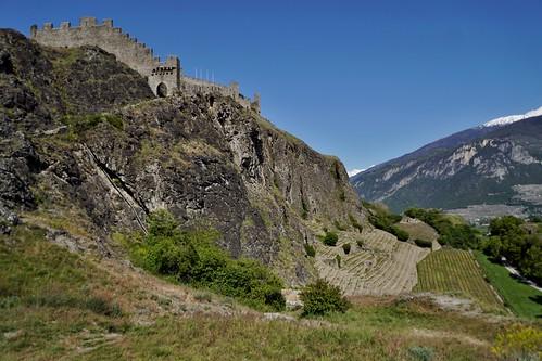 Sion - château de Tourbillon 4
