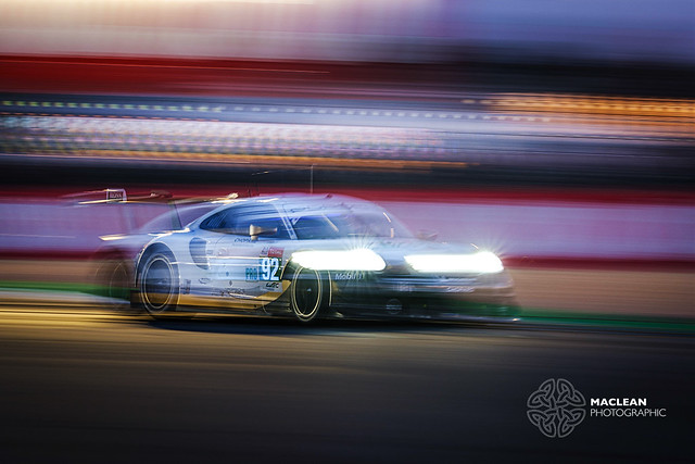 Kevin Estre - no92 Porsche 911 RSR