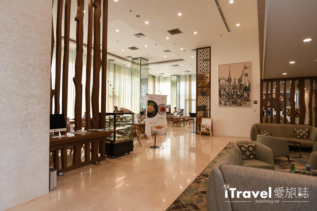 胡志明市馨乐庭饭店 Citadines Regency Saigon (5)