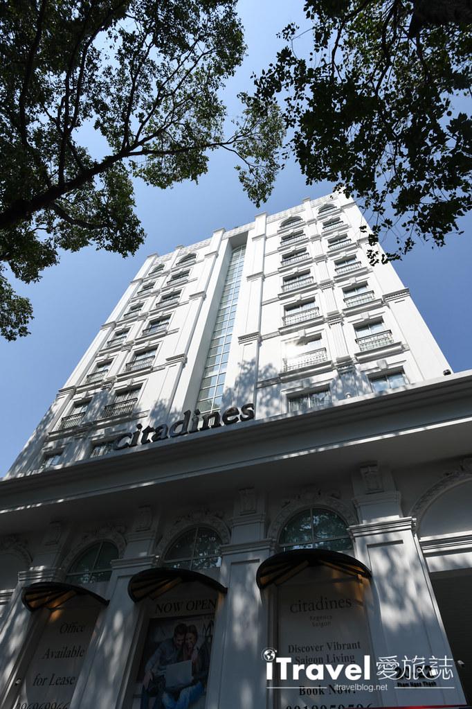 胡志明市馨乐庭饭店 Citadines Regency Saigon (2)
