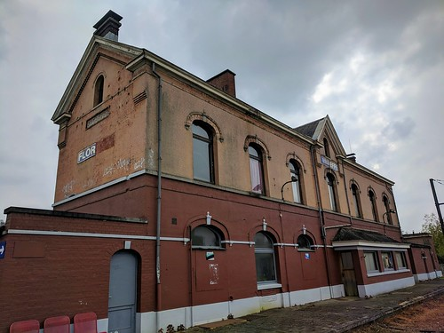 Floreffe Station