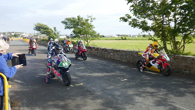 Saturday PostTT Races Castletown