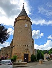 Eglise Sainte-Radegonde...Frayssinet-le-Gélat