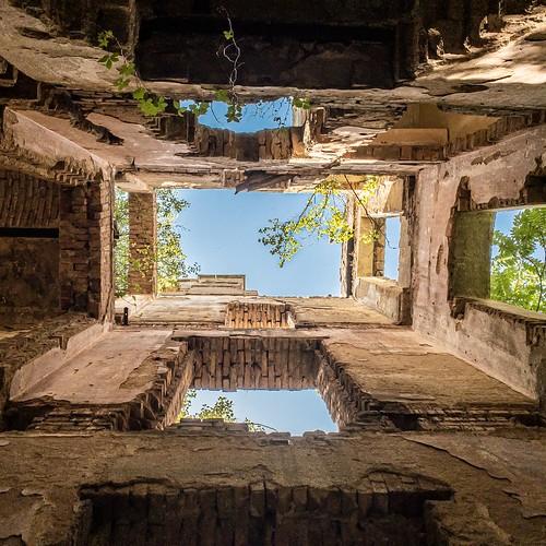 , Look Up | Abandoned House, Austria, Family Blog 2020, Family Blog 2020