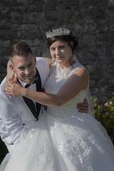 Les mariés - Mariage Mélanie & Jonathan