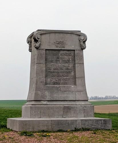 Monuments aux Belges (Quatre Bras)