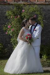 Les mariés - Mariage Mélanie & Jonathan - Photo of Château-Landon