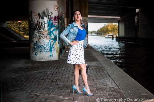 Polkadots and heels