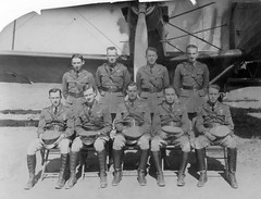 10_0027321 Personnel: 11th Bombardment SQD. Aviation cadets