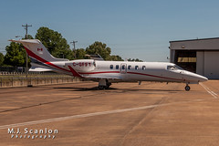 C-GFFT | Learjet 45 | Memphis International Airport