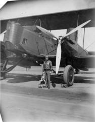 10_0027325 Personnel: 11th Bombardment SQD. Lieut. Charles Howard