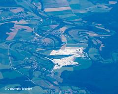 Cemex Granulats, Gudmont-Villiers, Haute-Marne, France - Photo of Mirbel