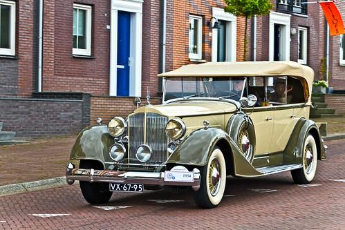 Packard Twelve Touring 1934 (8280)