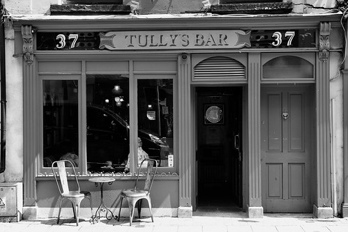 Tully's Bar, O'Connell Street, Waterford City, Ireland.