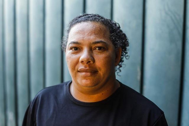"""""""Não estão deixando o povo dizer que é insatisfeito com essa reforma"""", afirma trabalhadora Francisca Magna de Lima sobre debates da PEC - Créditos: Mídia Ninja"""
