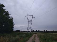 Pylône - Photo of Montbellet