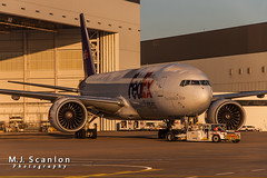 N853FD FedEx | Boeing 777-FS2 | Memphis International Airport