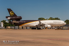 N278UP UPS | McDonnell Douglas MD-11F | Memphis International Airport