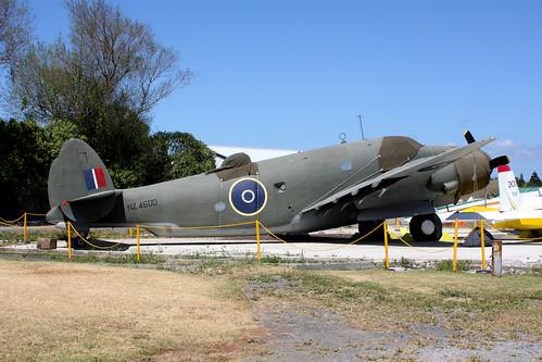 NZ4600 /41-38117 Lockheed RB-34 Ventura (4773) ex RNZAF