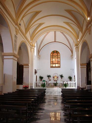 Iglesia de San Andrés en Fondón DSC04449